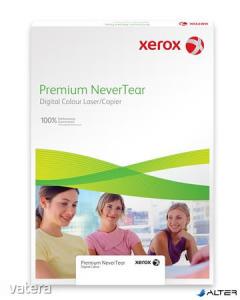 Speciális média, téphetetlen, A4, 95 mikron, műanyag alapú, vízálló, XEROX 'Nevertear'