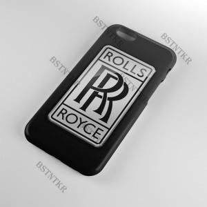 Rolls Royce mintás Samsung Galaxy S9+ S9 + S9 Plus tok hátlap tartó - 2990 Ft Kép