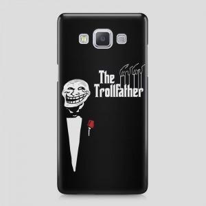 Trollfather  Samsung Galaxy S6 Edge tok hátlap