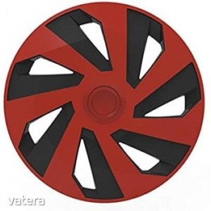 14 Vector Red & Black Dísztárcsa