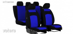 Univerzális Üléshuzat Tuning velúr kék színben
