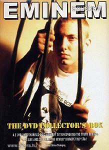 Eminem - The DVD Collectors Box 2xDVD új, bontatlan