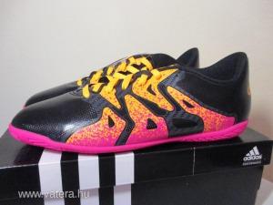 Adidas X 15.4 -új-terem focicipő 38 2/3-os