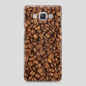 kávé mintás Samsung Galaxy A3 2016 tok