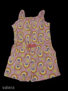 98-104-es rózsaszín szivárványos napozó - Lupilu