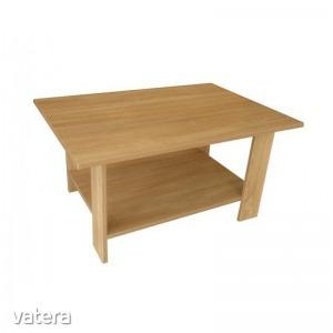 Turo dohányzó asztal fehér tölgy - kávézóasztal