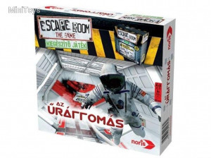 Escape Room - Az űrállomás kiegészítő játék - Noris