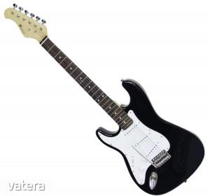 Dimavery - ST-203 Balkezes elektromos gitár fekete