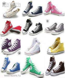 Converse Chuck Taylor tornacipők rendelésre