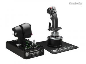 Thrustmaster Hotas Warthog USB Joystick és Gázkar Black 2960720