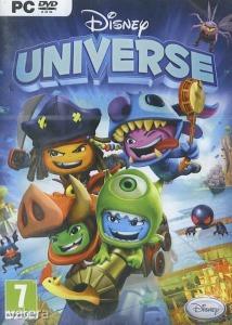 PC  Játék Disney Universe