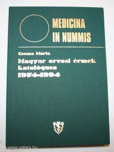 Csoma Mária: Magyar orvosi érmek katalógusa 1974-1994, v3307