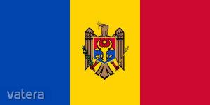 Nemzeti lobogó ország zászló nagy méretű 90x150cm - Moldova, moldáv