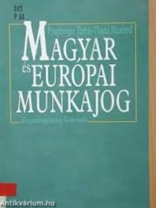 Magyar és Európai Munkajog
