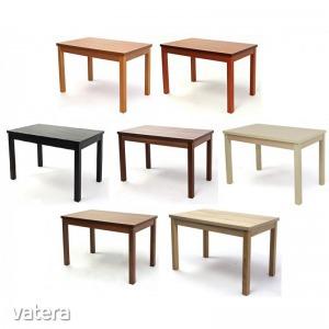 Berta asztal közepes - Bővíthető asztal, 70×120+40cm, több színben