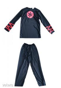 Kb 10-11 évesre ninja, nindzsa jelmez