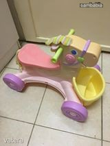 Fisher Price zenélő poni taxi