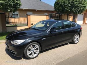 BMW 535 GT Xenon nagy navi bőr