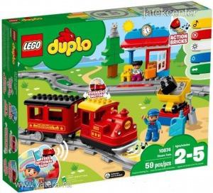LEGO® DUPLO® Gőzmozdony