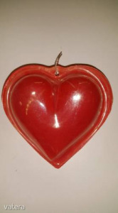 Műanyag szív