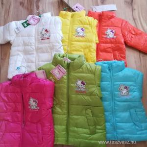 Sharm Kitty baba dzseki,új.Készleten.6,12,18,23 hó méretek.Fix áron azonnal vihető