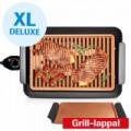 Livington Smokeless Grill XL elektromos beltéri grill Deluxe változat