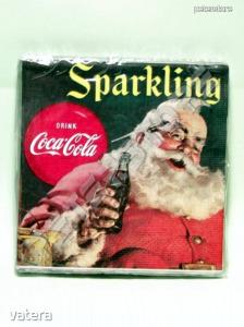 Szalvéta - Coca-Cola