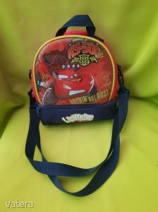 Disney táska VERDÁK -italtartóval, cipő vagy esőkabáttartóval- szállítás bármilyen módon