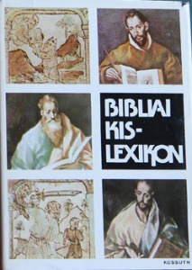 Gecse-Horváth: Bibliai kislexikon