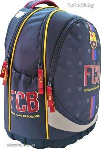 FC Barcelona ergonómikus hátizsák, iskolatáska 43 cm