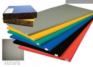 Sport tatami / judo szőnyeg, zöld 100x100x4 cm BERGER PROFI