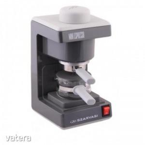 Szarvasi SZV612 szürke - Kávéfőző, 2-6 személyes