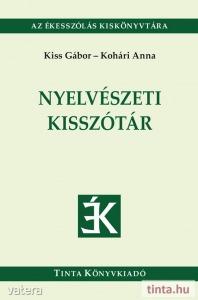 Nyelvészeti kisszótár