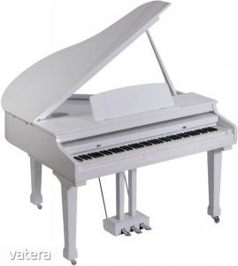 Orla - Grand 500 Fehér digitális zongora ajándék fejhallgatóval