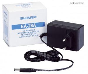 SHARP EA28A ADAPTER SZÁMOLÓGÉPHEZ Termékkód: SH-MX15WEU