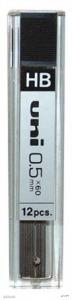 Grafitbél, HB, 0,5 mm, UNI 'UL-1405'