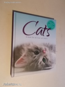 Cats - A book for all true cat lovers (*KYM)