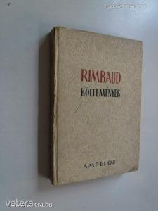 Arthur Rimbaud: Költemények / 1944 (*56*) - Vatera.hu Kép