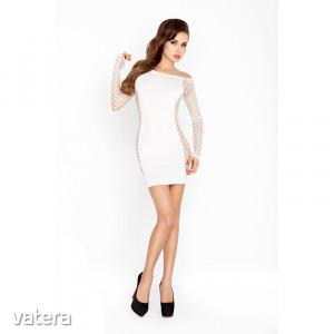 Passion miniruha, oldalt necc betéttel (fehér)
