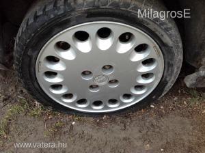 Eredeti Alfa Romeo alufelni, könnyűfém felni 15