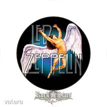 LED ZEPPELIN - ANGEL jelvény