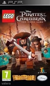 PSP Játék LEGO Pitrates of the Carribean - The video game