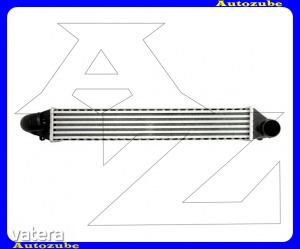 VW  SHARAN  2  2000.05-2010.05  /7M/  Intercooler,  levegőhűtő    1.9TDi        570x96x85