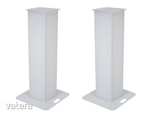 EUROLITE - 2x Stage Stand 100cm incl Cover and Bag