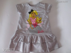 Barbie mintás ruha (98,104,110,116,122,128) - Vatera.hu Kép