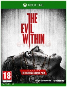 XBOX One Játék The Evil Within