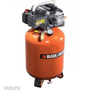 Kompreszor Black&Decker 24L 10Bár - Vatera.hu Kép