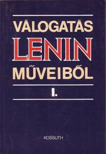 : Válogatás Lenin műveiből I-II