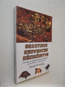 David Manning: Egzotikus kedvencek kézikönyve *76