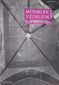 MŰEMLÉKVÉDELEM - XXIII. évf., 1979/2.
